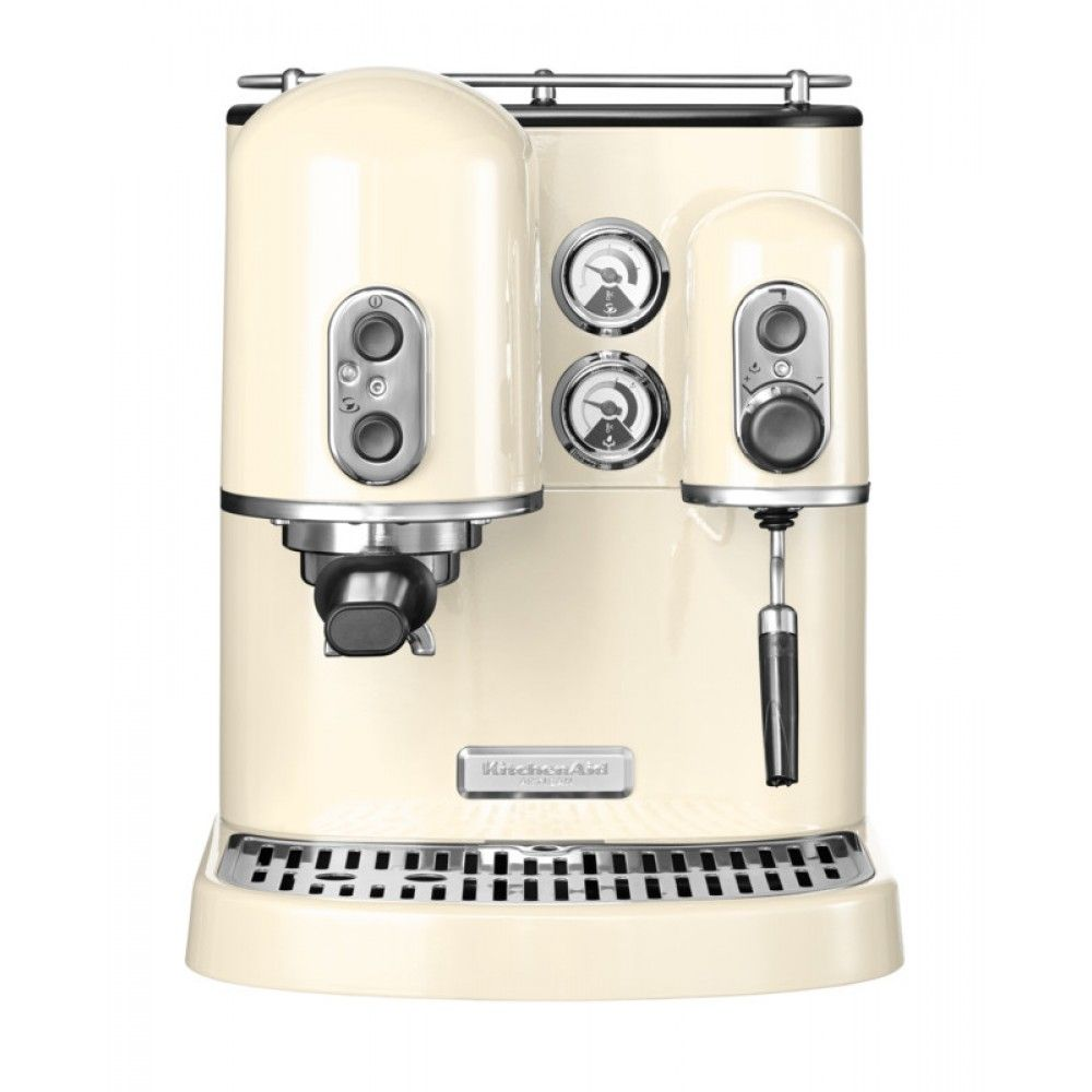 Кофемашина KitchenAid Artisan кремовый 5KES2102EAC