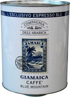 Кофе в зернах Compagnia Dell'Arabica Jamaica Blue Mountain (1.5 кг)